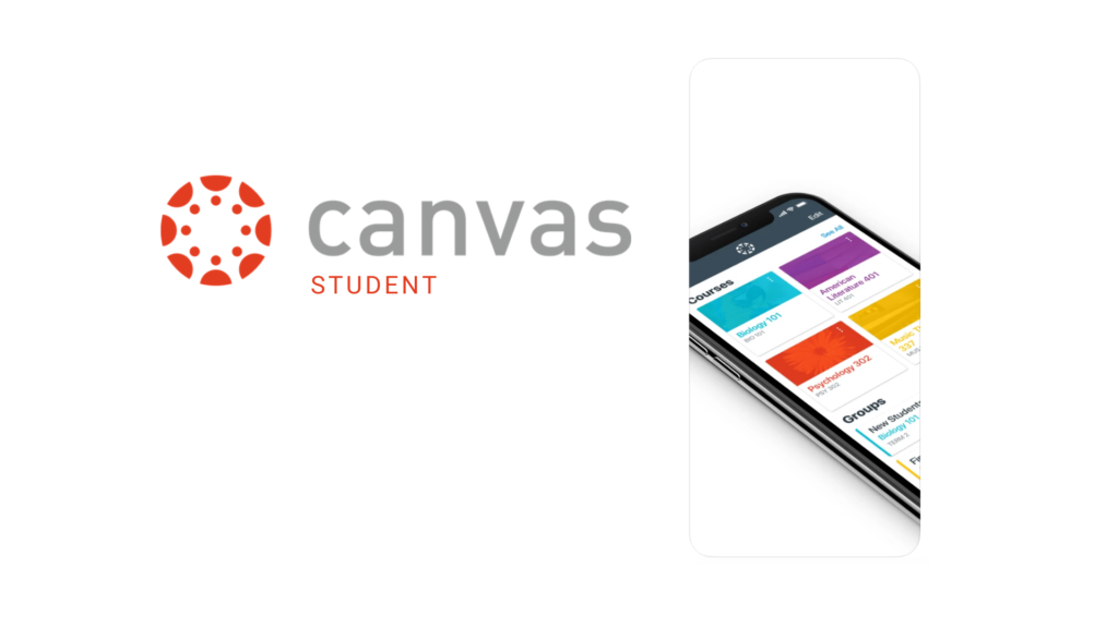 canvas student app