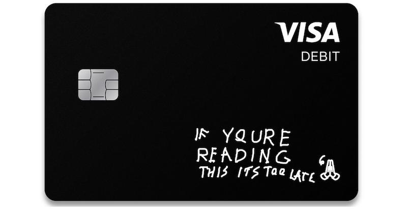 custom cash card