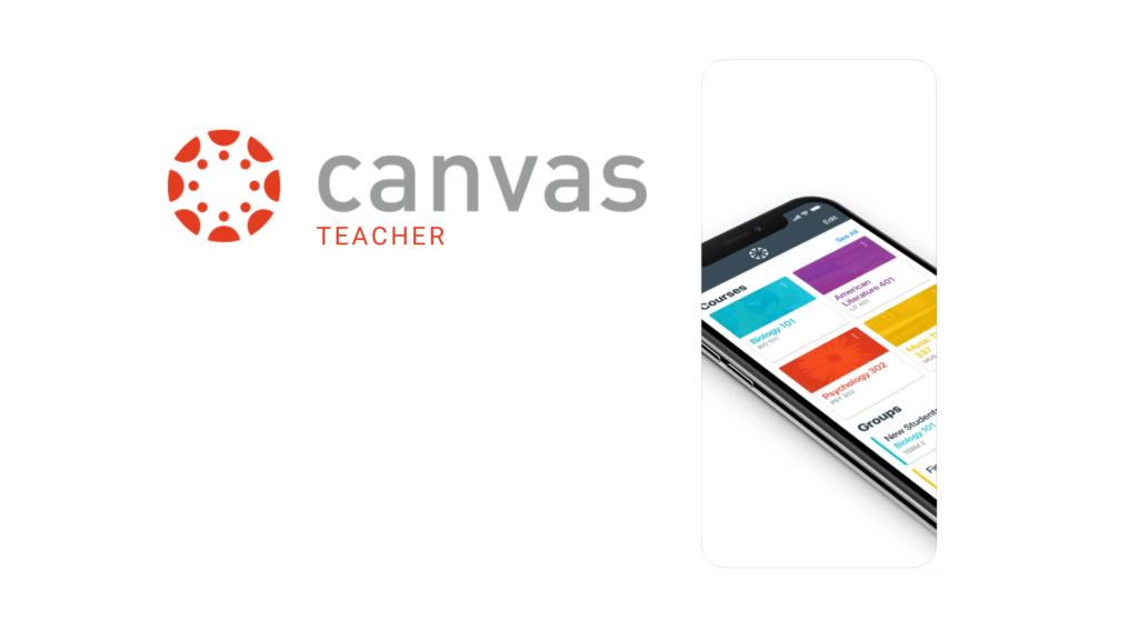 canvas teacher