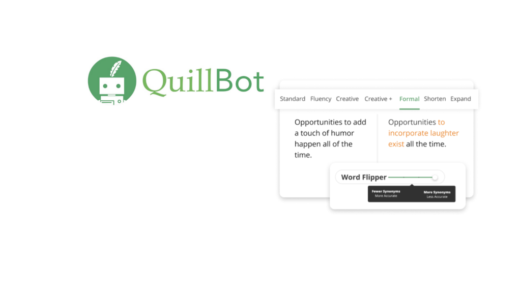 quillbot paraphrasing tool