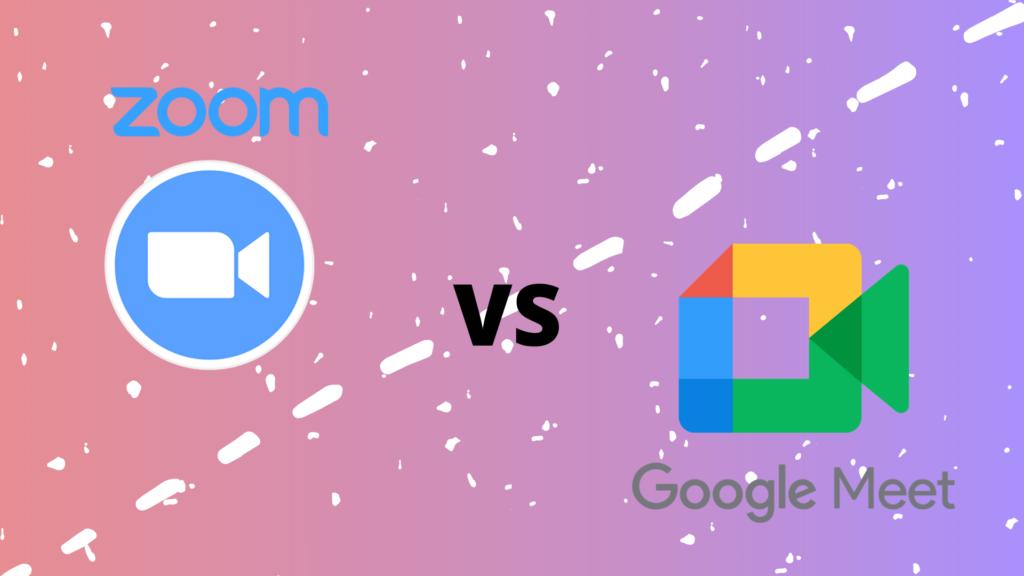 google meet vs zoom