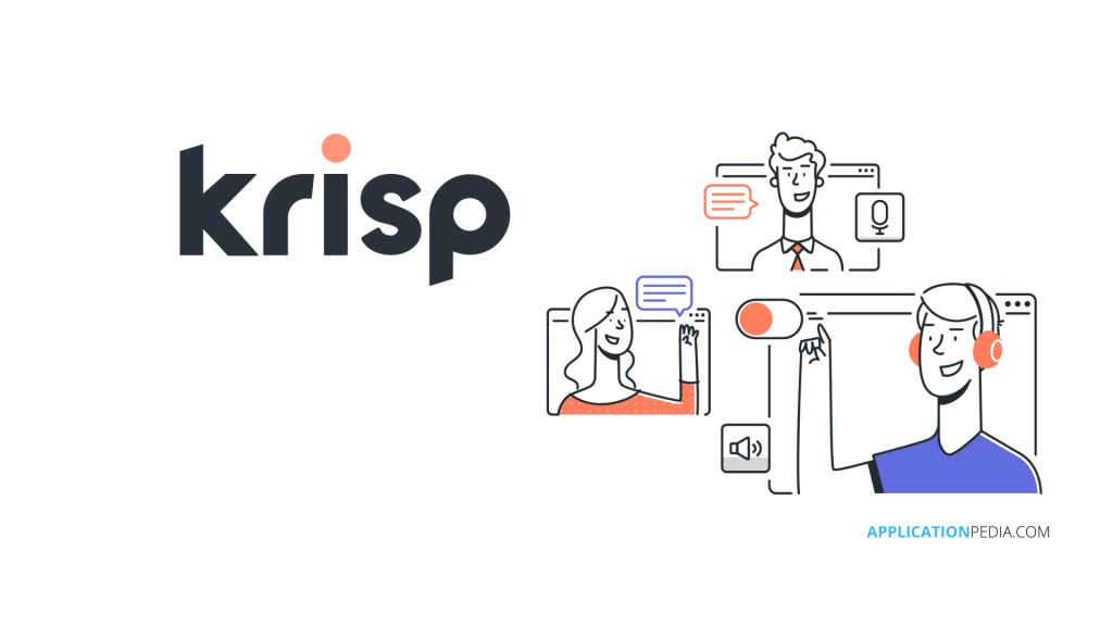krisp app remove background noise