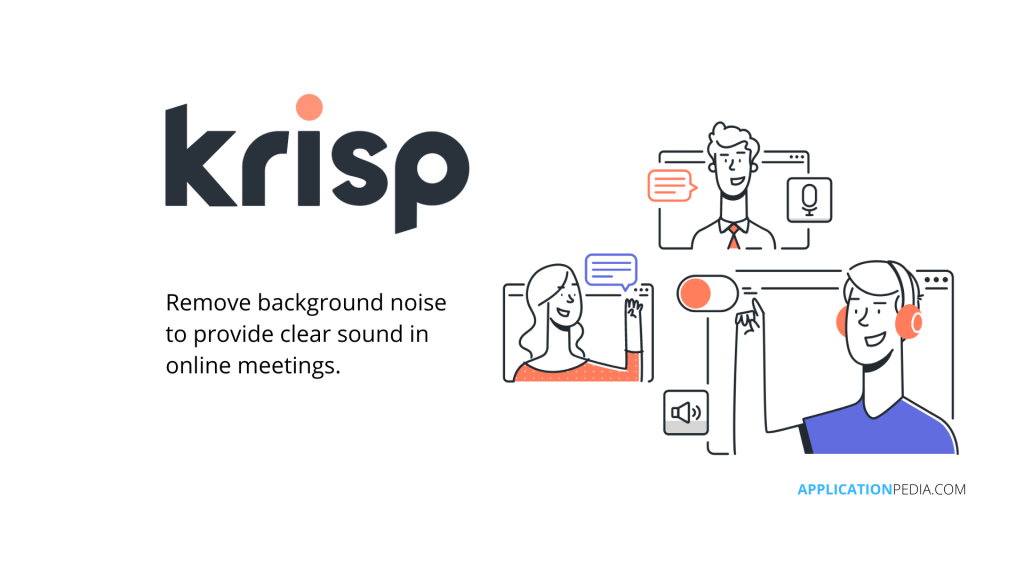 krisp app noise canceling