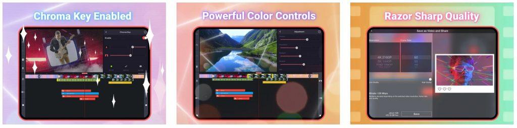 kinemaster - best video editing software