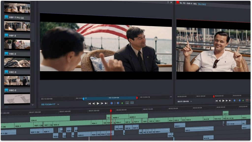 lightworks - free video editing software